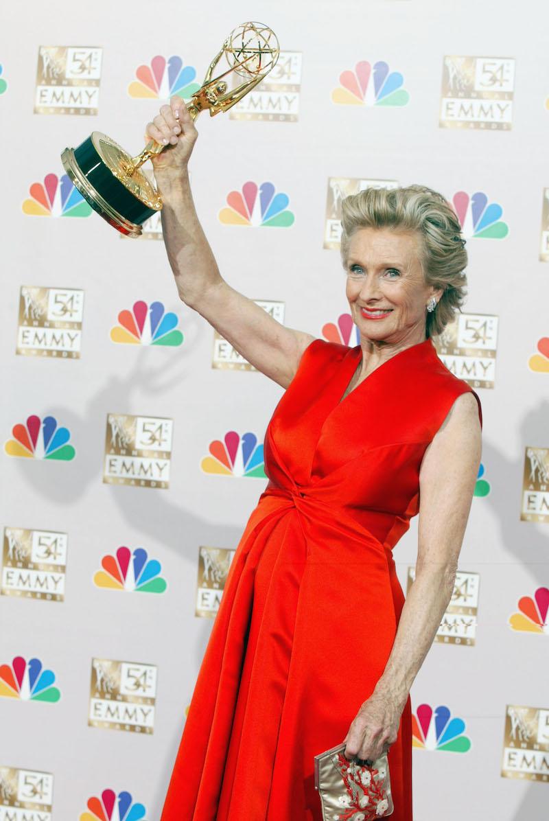 Cloris Leachman 2002 Emmys