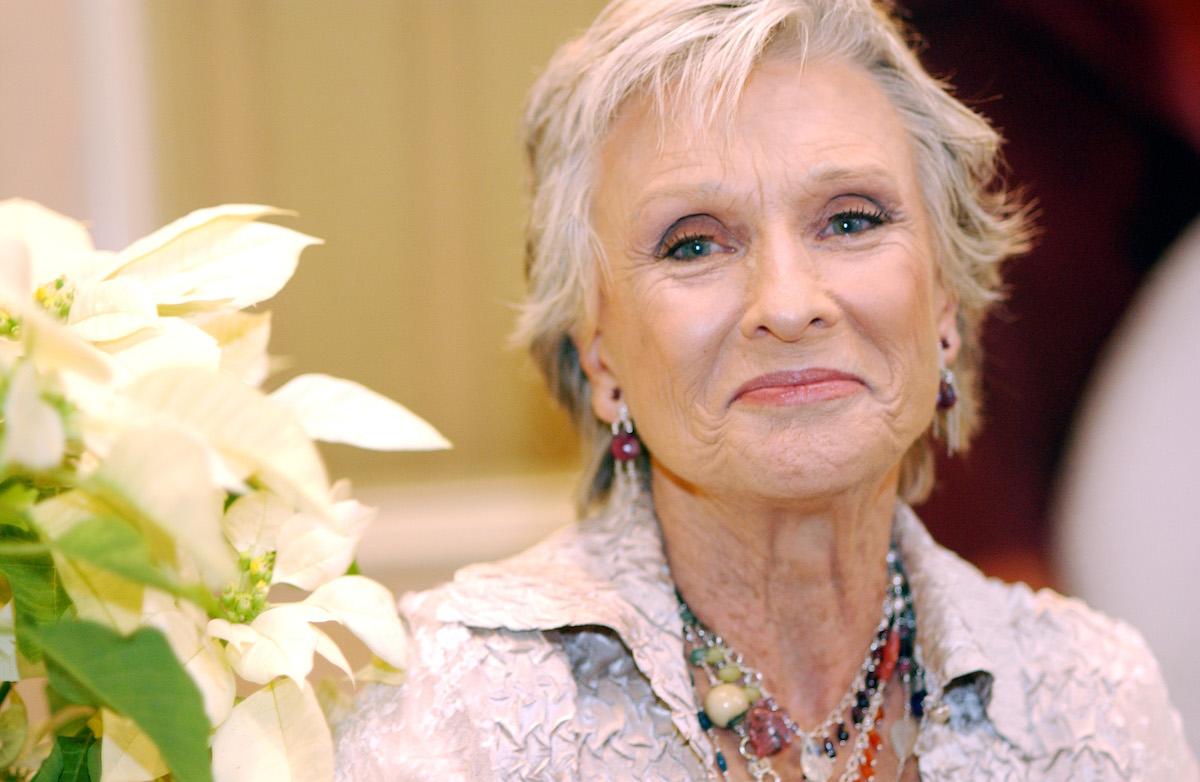 Cloris Leachman 2004