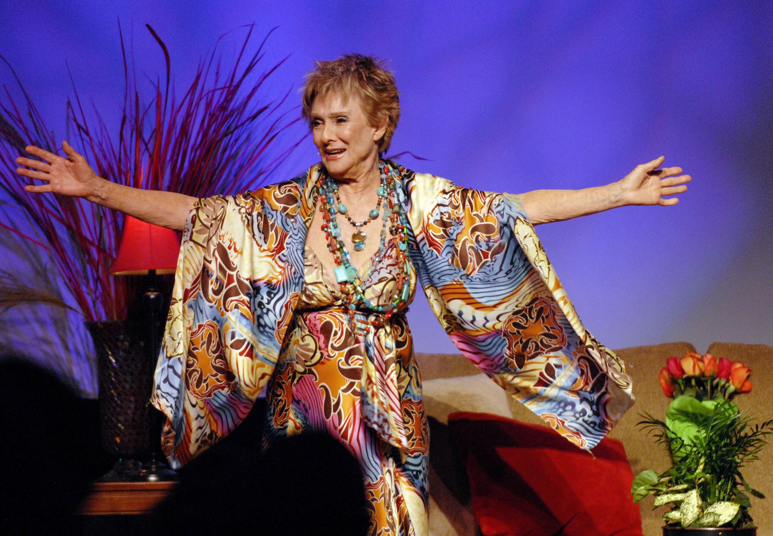 Cloris Leachman 2011
