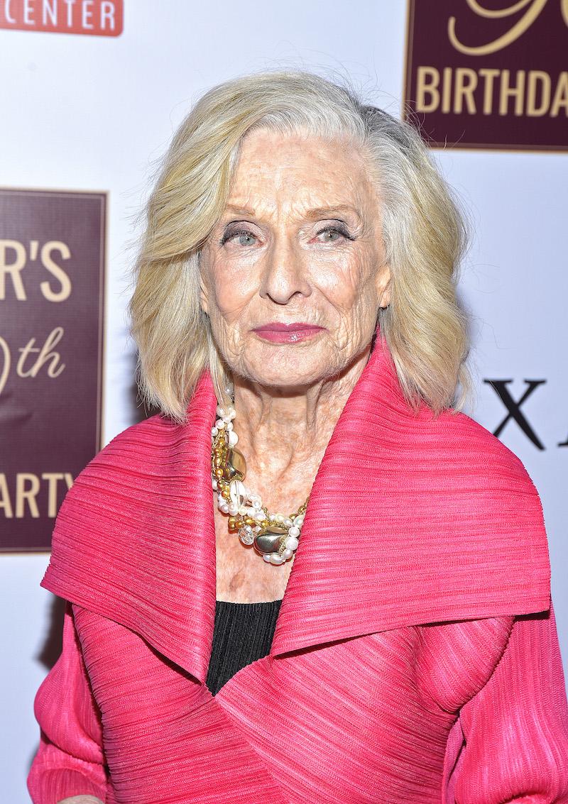 Cloris Leachman 2019