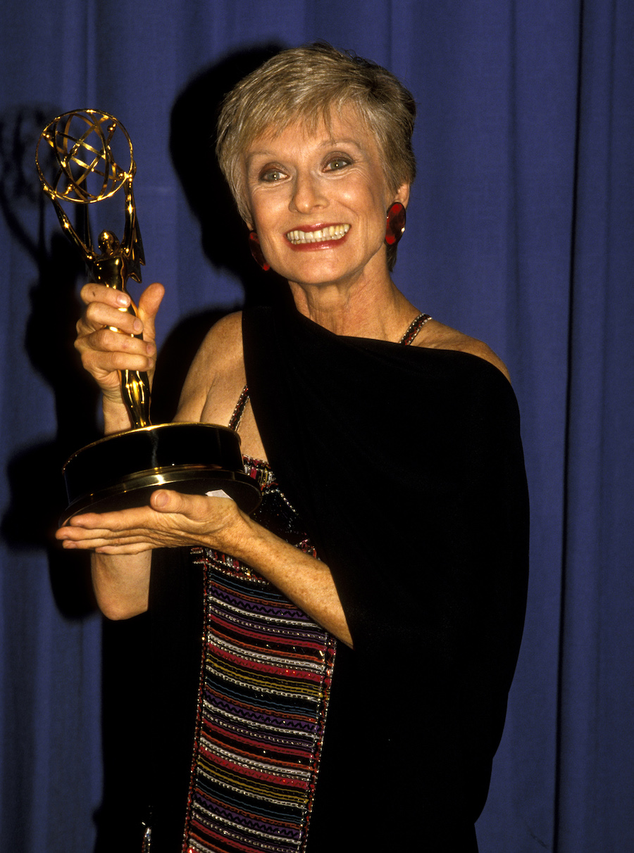 Cloris Leachman 36th Emmy Awards