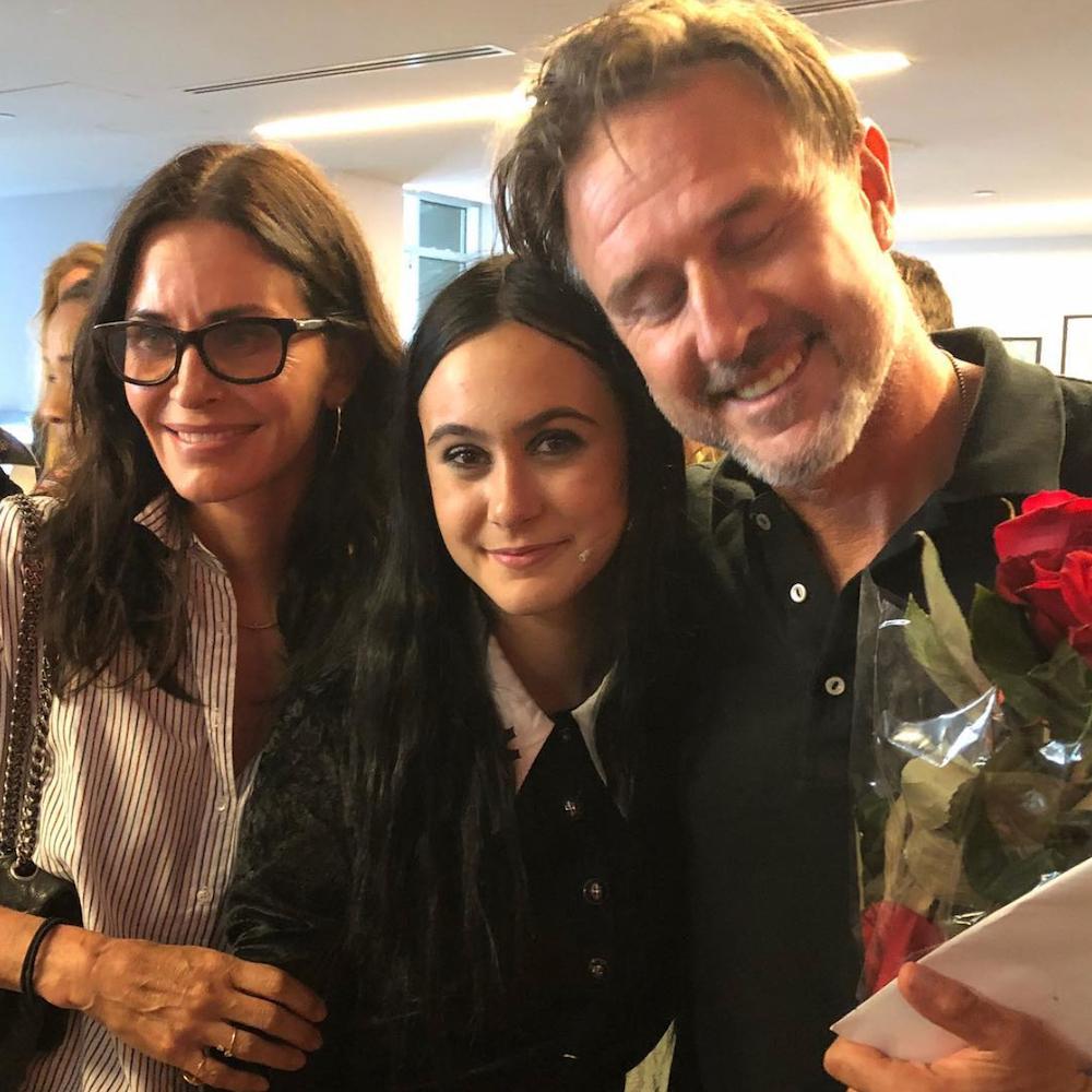 Courtney Cox, Coco, David Arquette