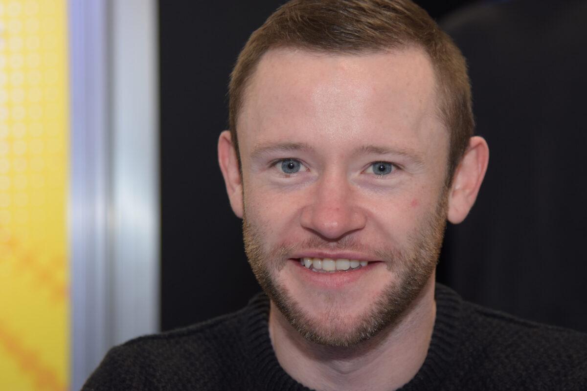 Devon Murray 2017