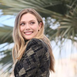 Elizabeth Olsen at the Cannes Film Festival in May 2017