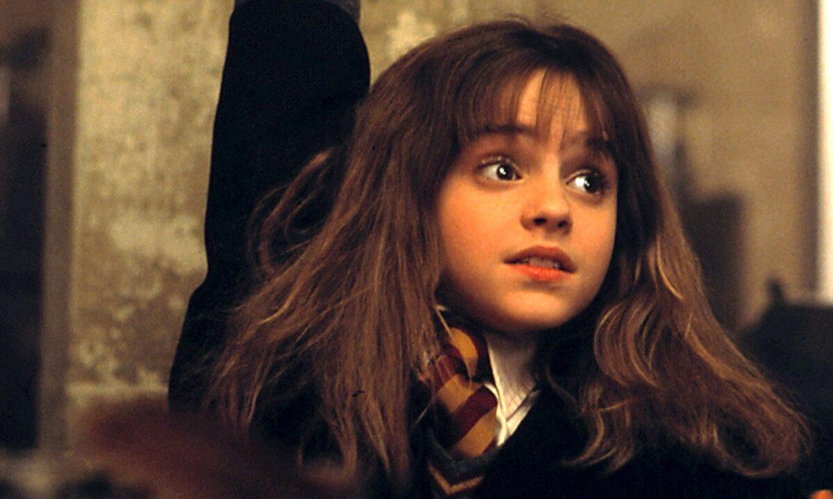 Emma Watson Hermoine Granger