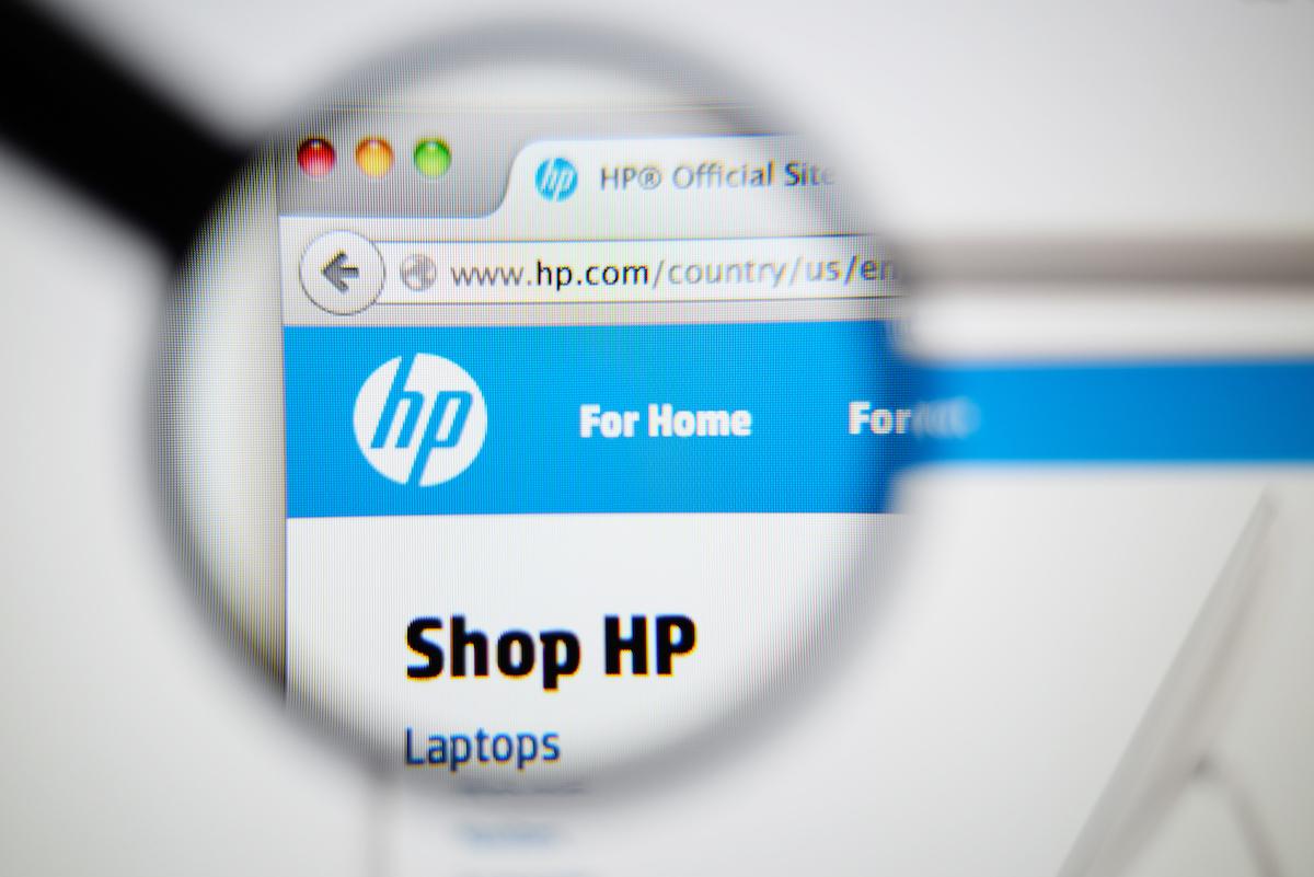 HP online store