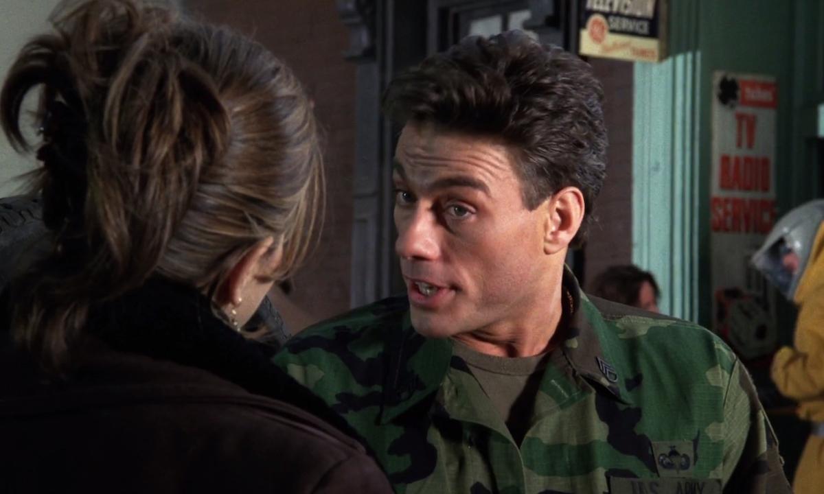 Jean-Claude Van Damme on Friends 2
