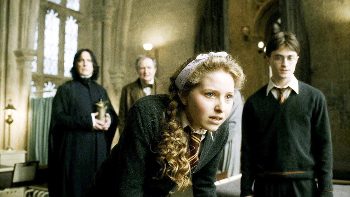 Jessie Cave Harry Potter