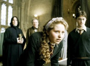 """Jessie Cave in """"Harry Potter and the Half-Blood Prince"""""""