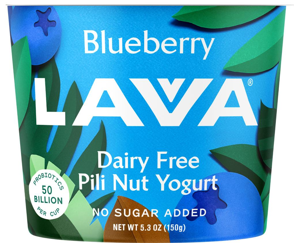 LAVVA Blueberry Yogurt recalled