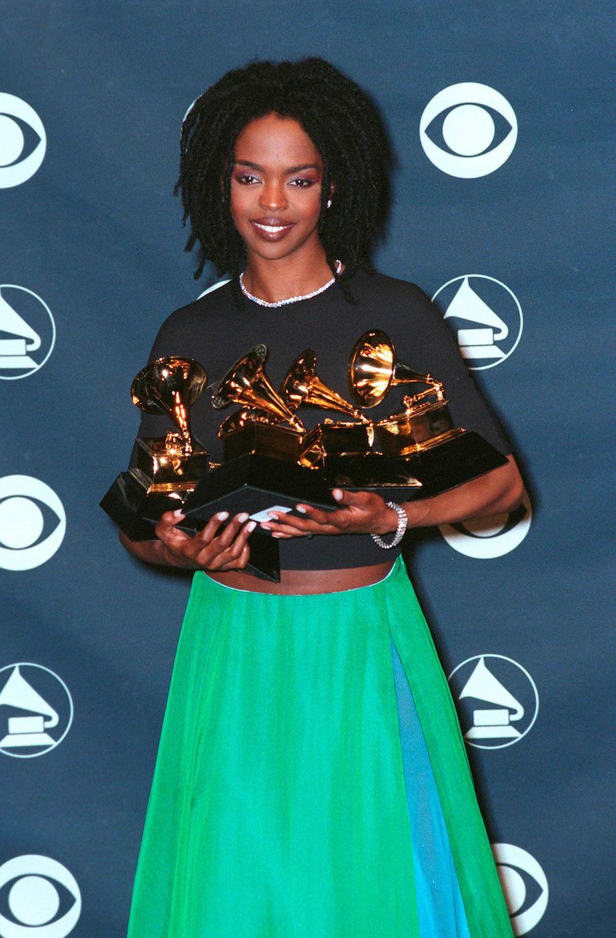 Lauryn Hill 1999 Grammys