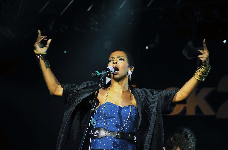 Lauryn Hill 2011 2