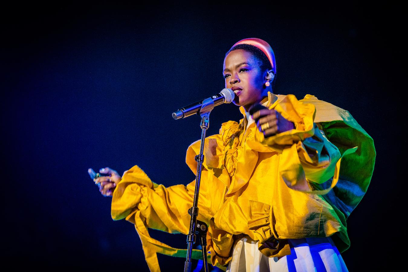 Lauryn Hill 2019