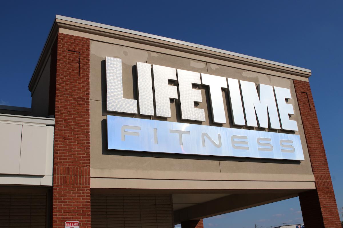Lifetime Fitness exterior
