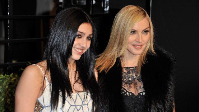 Lourdes Leon and Madonna 2011