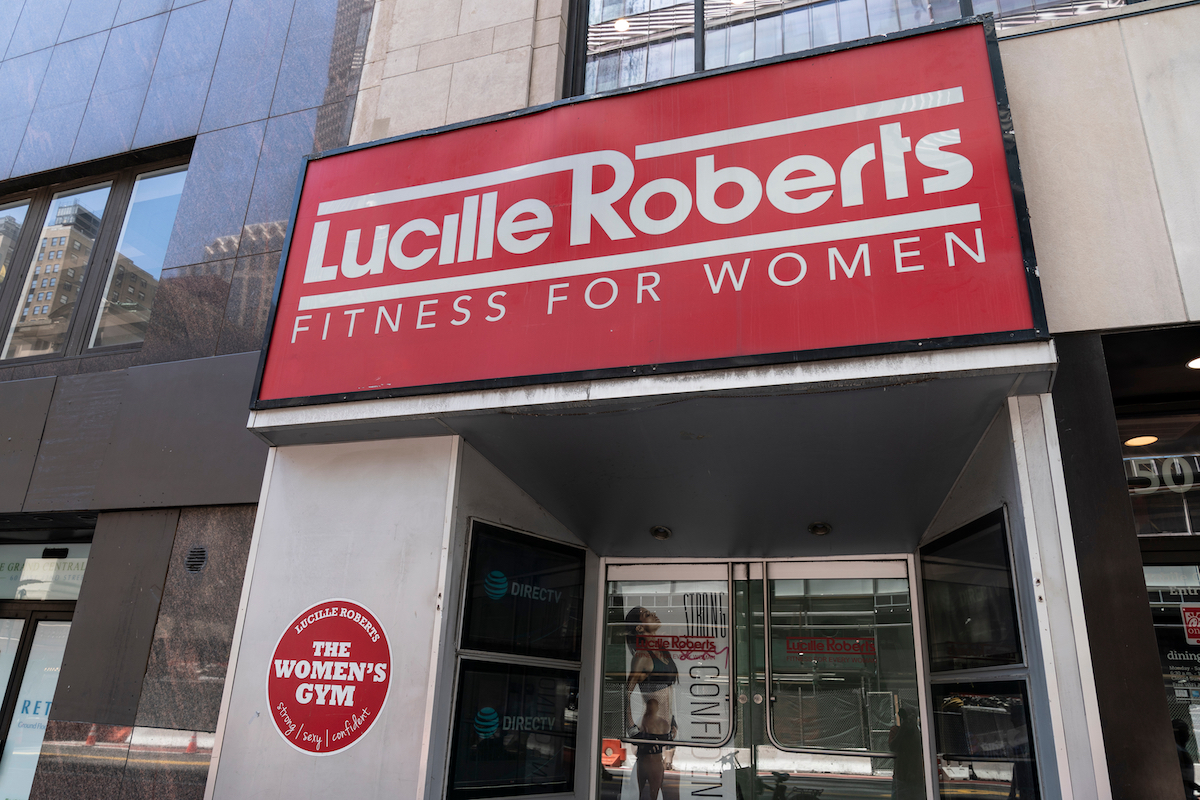 Lucille Roberts exterior