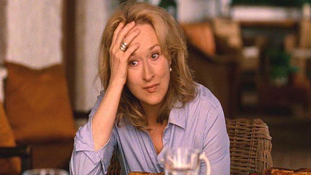 "Meryl Streep in ""It's Complicated"""