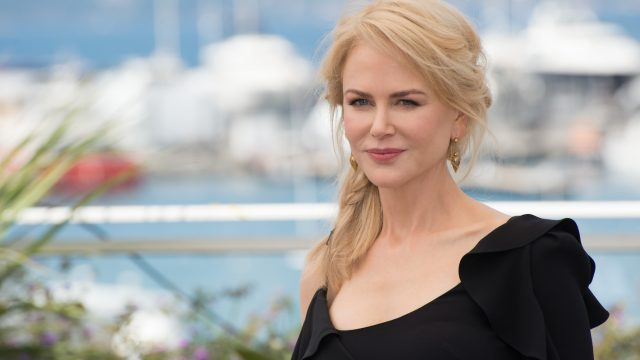 Nicole Kidman at Cannes in 2017