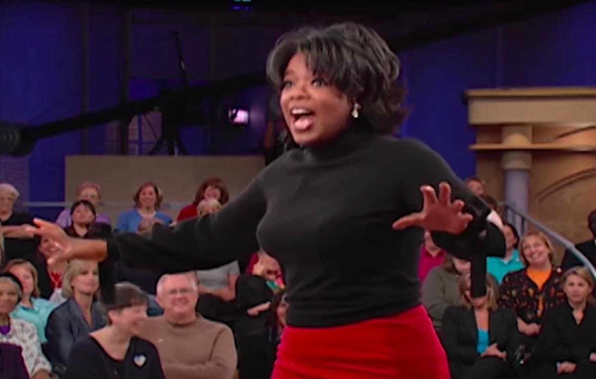 Oprah Winfrey After the Show