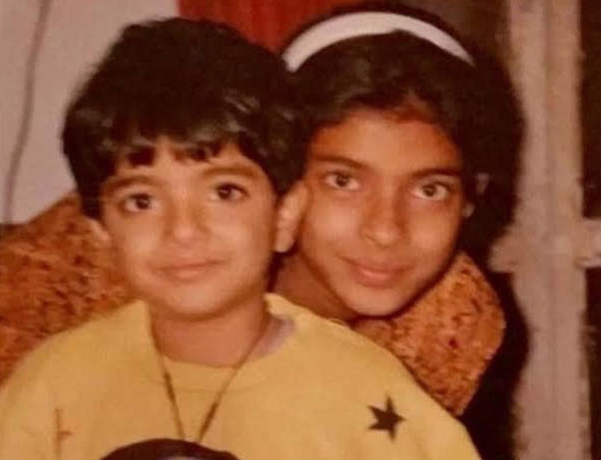 Priyanka Chopra kid with brother