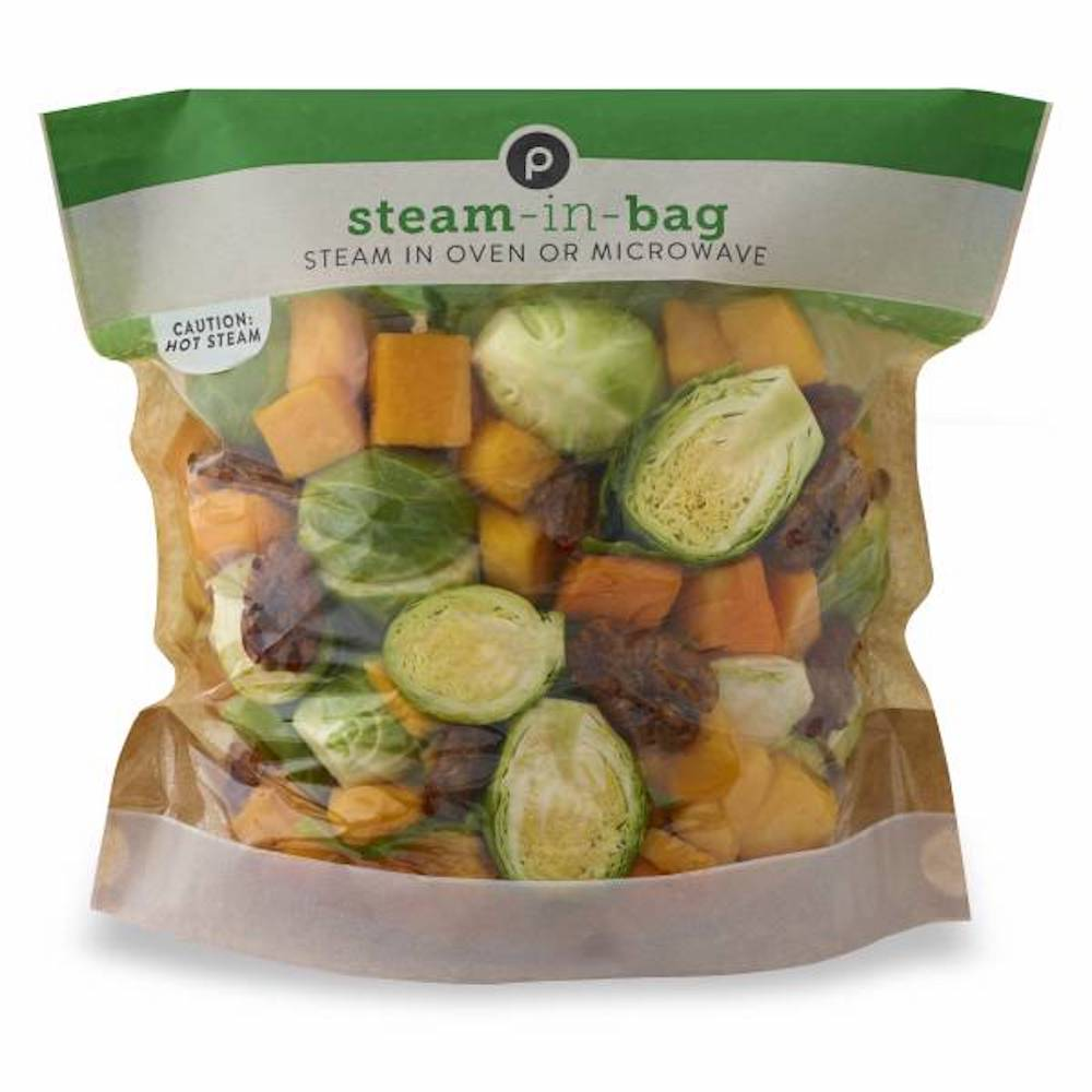 Publix Steam-in-bag recall