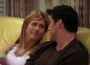 "Rachel and Joey on ""Friends"""