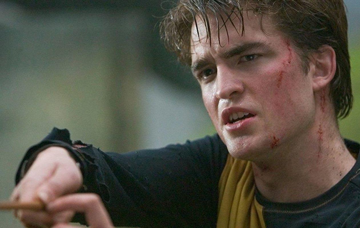 Robert Pattinson in Harry Potter
