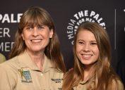 Terri and Bindi Irwin 2019