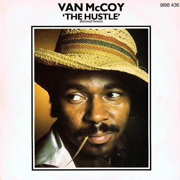 The Hustle Album Cover by Van McCoy