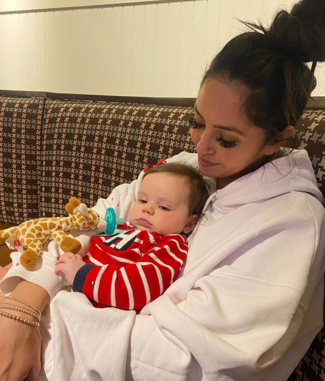 Vanessa Bryant and Pau Gasol's daughter