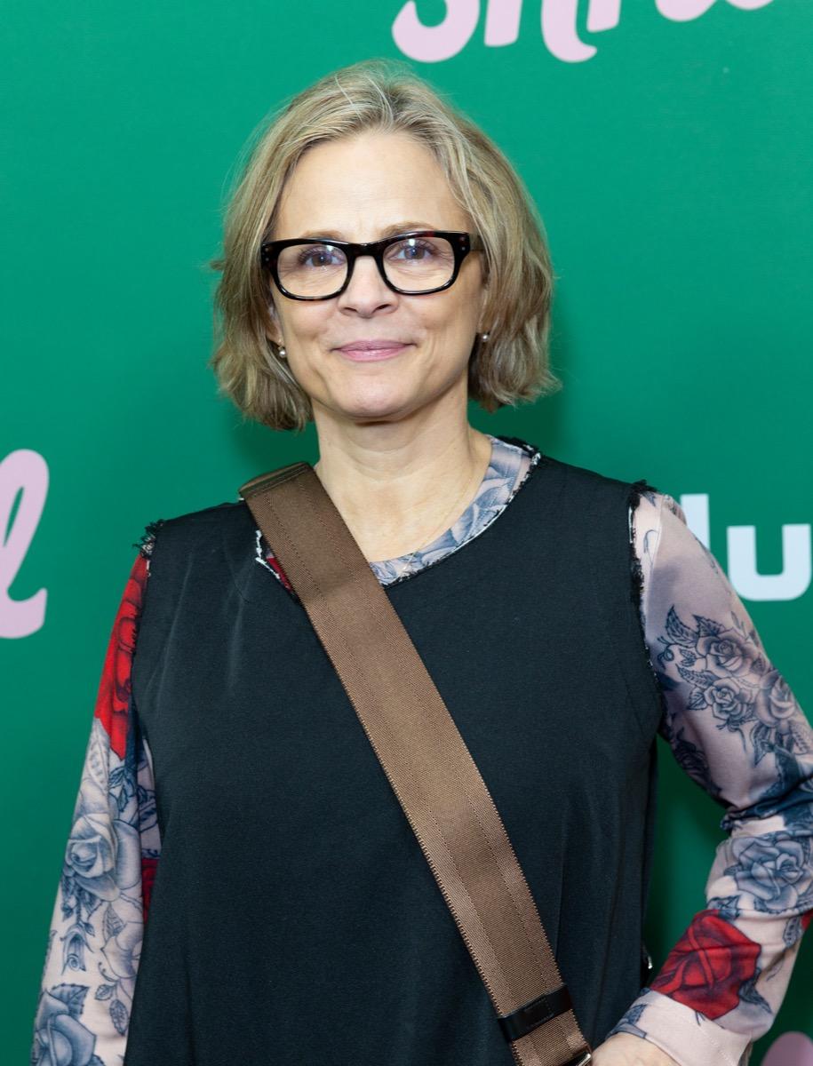 Amy Sedaris at the premiere of Hulu's 'Shrill' in 2019