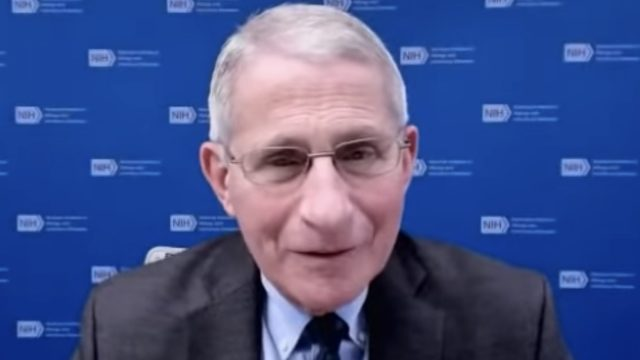 Anthony Fauci discusses COVID Vaccine side effects with WashU