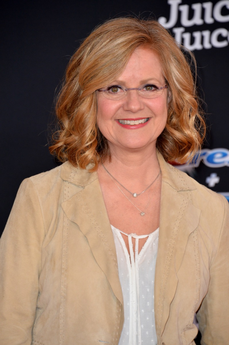 Bonnie Hunt at the premiere of 'Toy Story 4' 2019