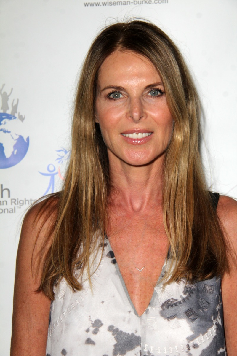 Catherine Oxenberg at the The Human Rights Hero Awards in 2015