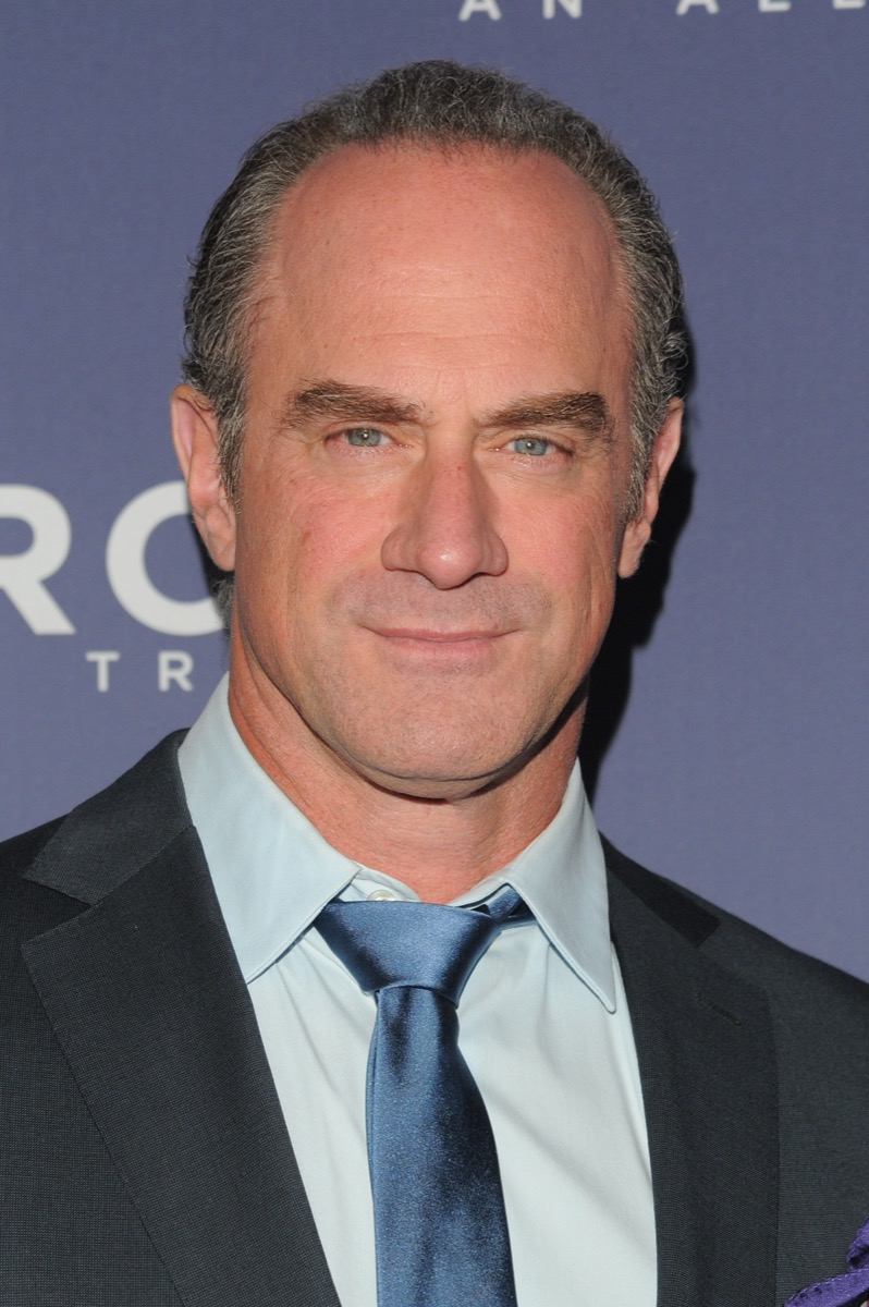 Christopher Meloni at the CNN Heroes event in 2017