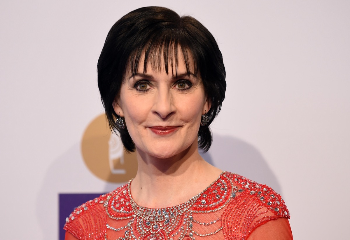 Enya at the award show for the German Music Prize in 2016