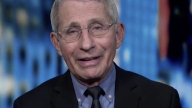Dr. Fauci in one-on-one interview with Erin Burnett about COVID mutations