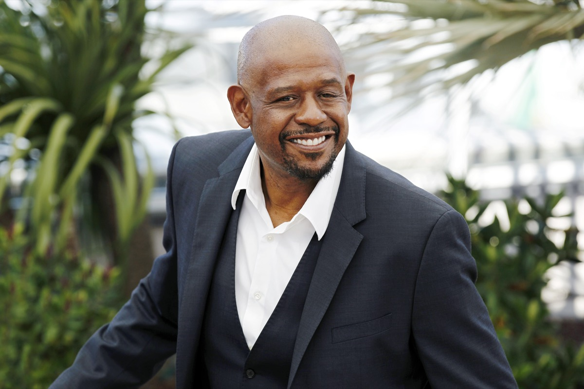 Forest Whitaker at the Cannes Film Festival in 2013