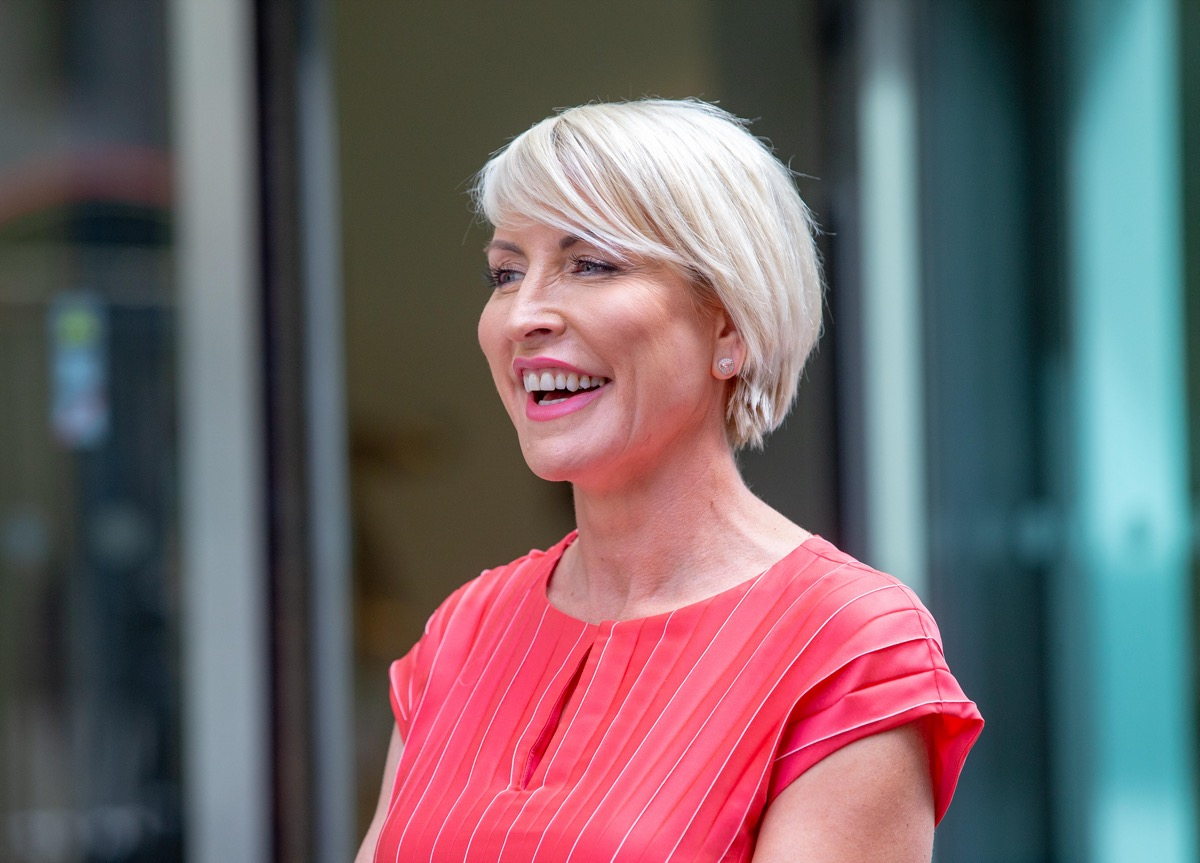 Heather Mills outside of The High Court in London in 2019