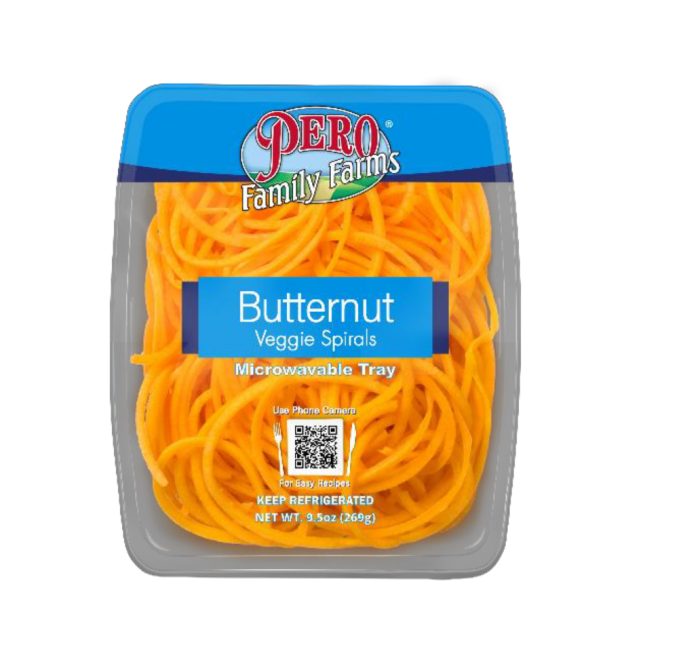 Pero Family Farms Butternut Veggie Spirals, which have been recalled