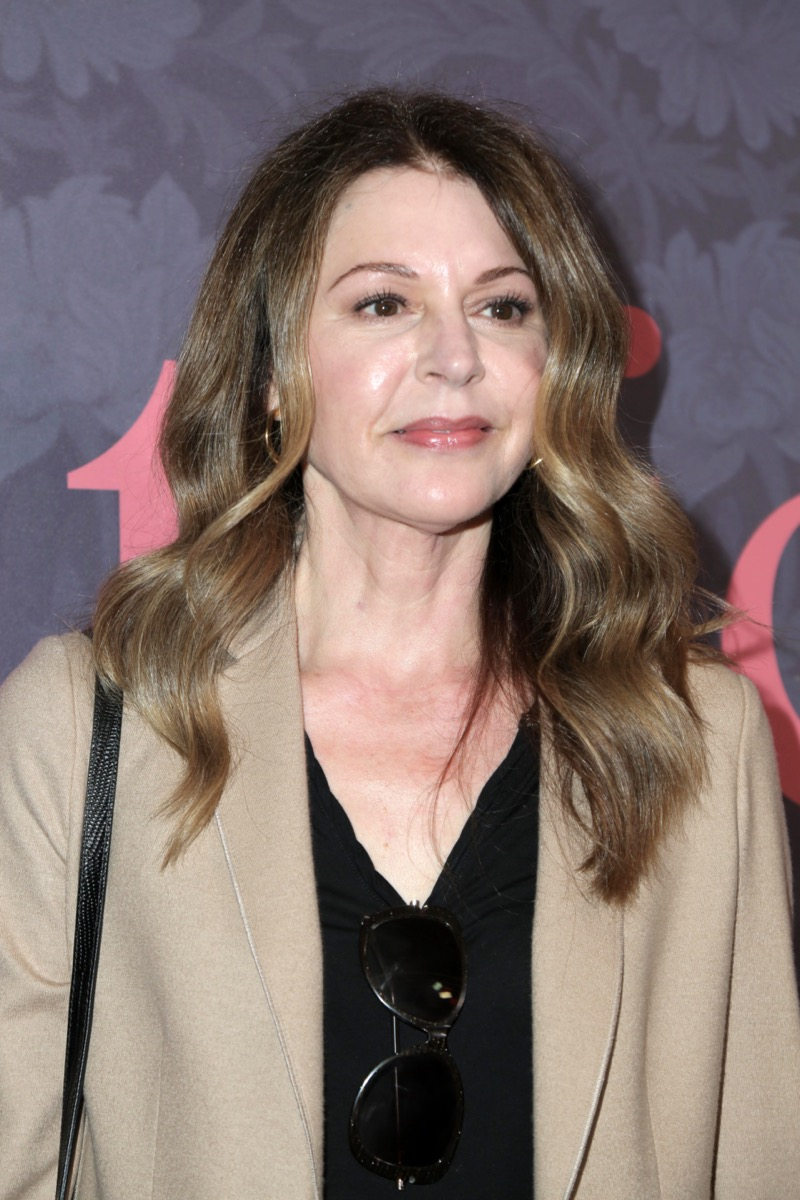 Jane Leeves at the premiere of 'Patrick Melrose' in 2018