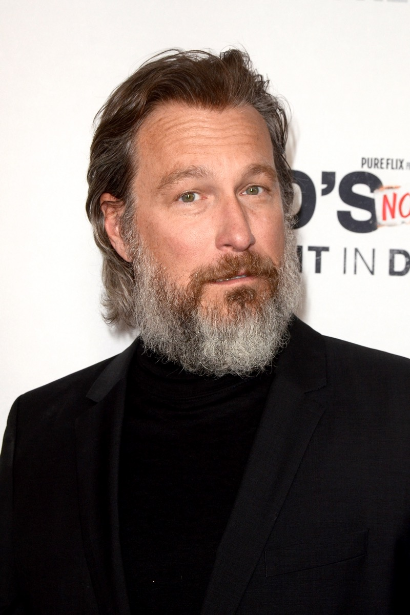 John Corbett at the premiere of 'God's Not Dead: A Lights in Darkness' in 2018
