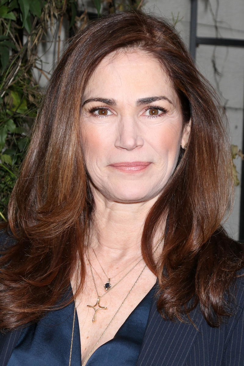 Kim Delaney at the 'All My Children' Reunion at Universal Studios in 2017