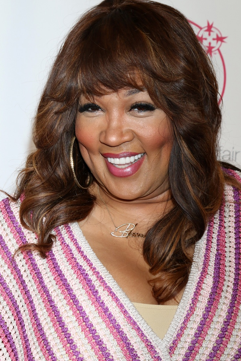 Kym Whitley at 'A Pink Pump Affair' event in 2019