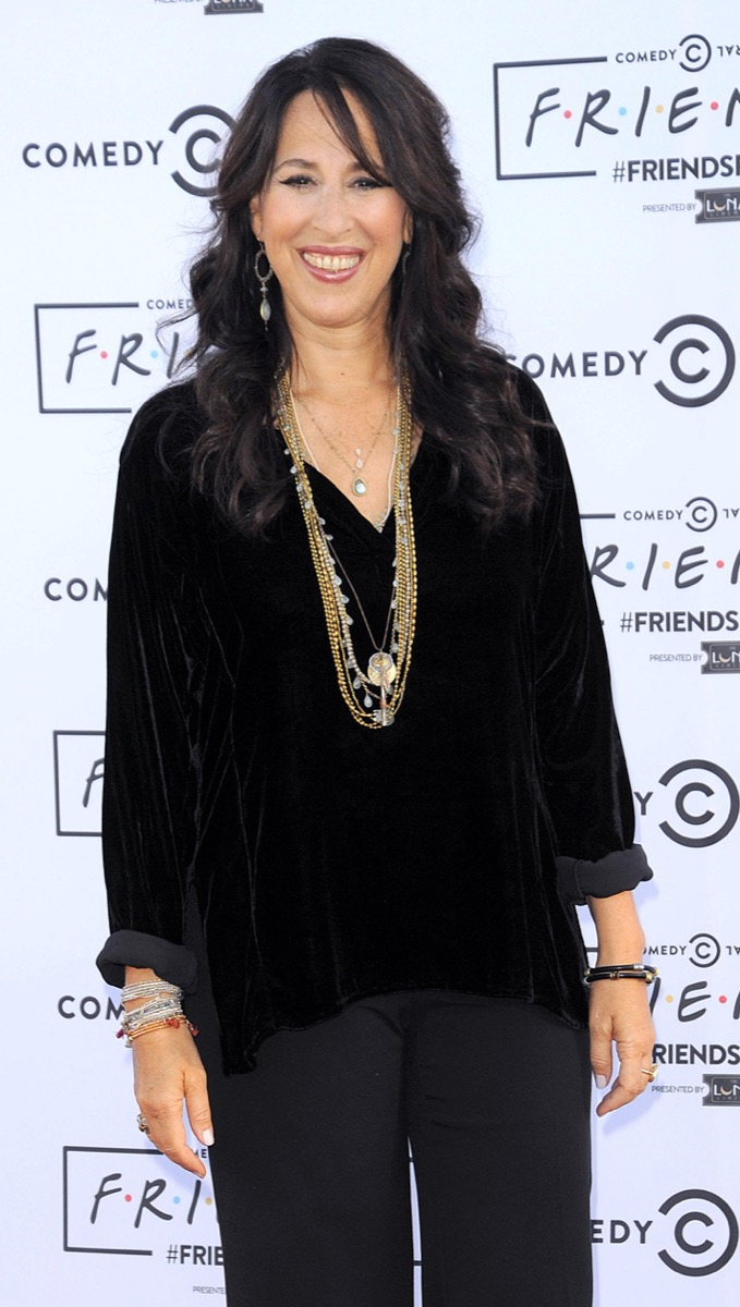 Maggie Wheeler at the Comedy Central FriendsFest Launch Party in 2016