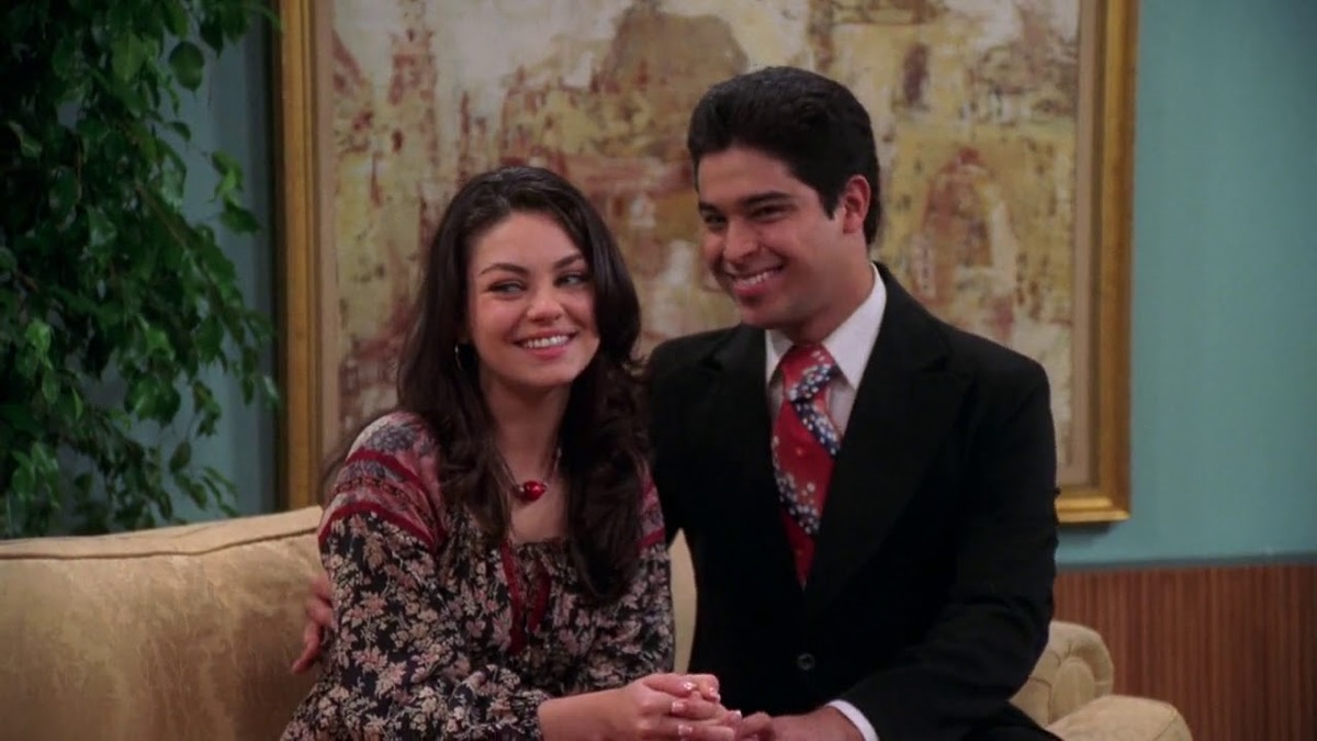 jackie and fez on that '70s show