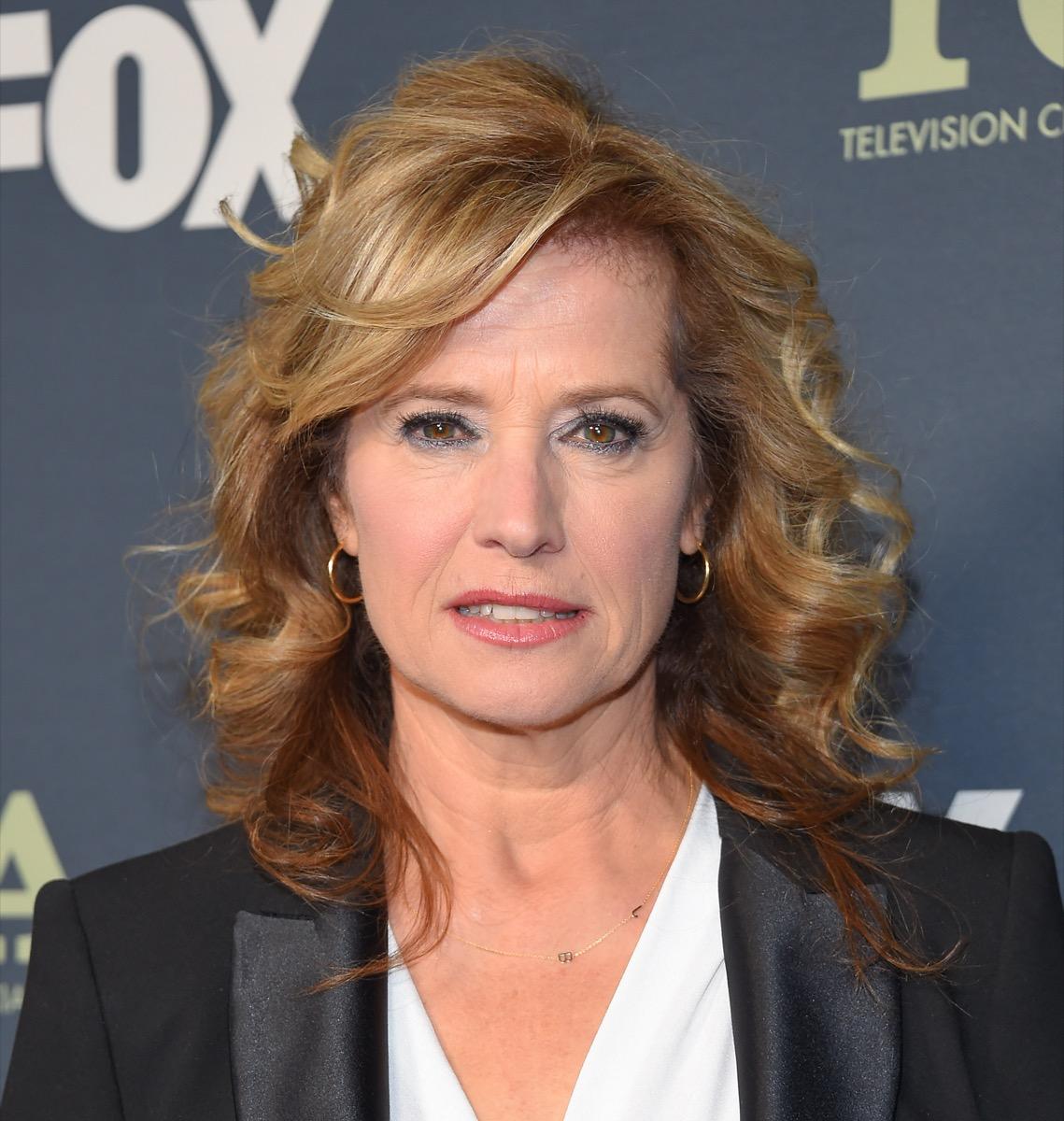 Nancy Travis at the FOX Winter TCA in 2019