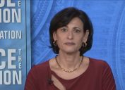 New CDC Director Rochelle Walensky, MD, on Face the Nation on Jan. 17