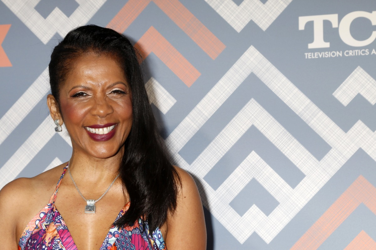 Penny Johnson Jerald at the FOX TCA Summer Party in 2017