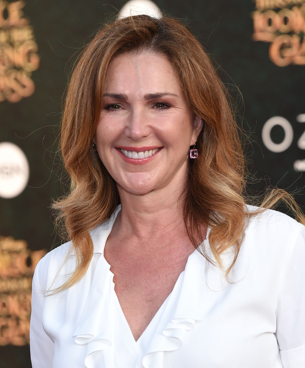 Peri Gilpin at the premiere of 'Alice Through The Looking Glass' in 2016